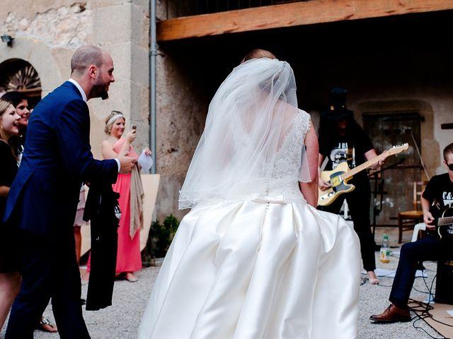 Le mariage de John et Charlotte à Castres, Tarn 77