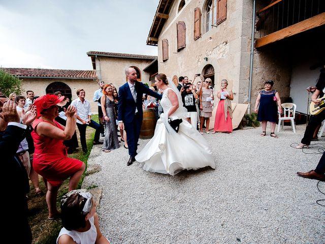 Le mariage de John et Charlotte à Castres, Tarn 83