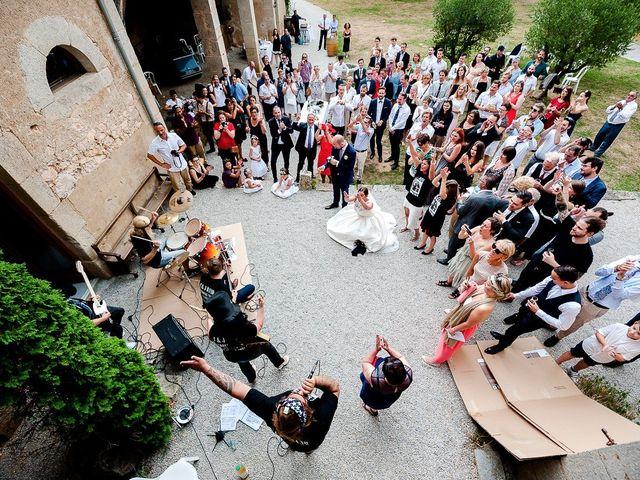 Le mariage de John et Charlotte à Castres, Tarn 84
