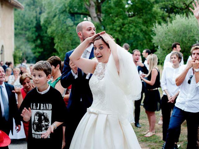 Le mariage de John et Charlotte à Castres, Tarn 85