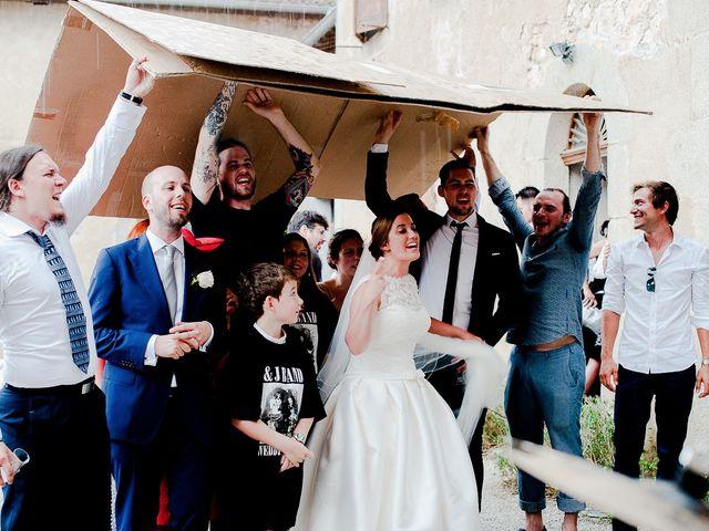Le mariage de John et Charlotte à Castres, Tarn 86