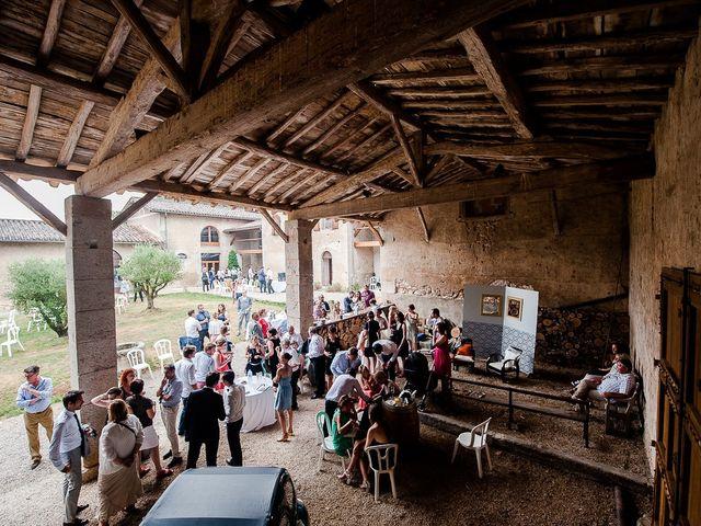 Le mariage de John et Charlotte à Castres, Tarn 88