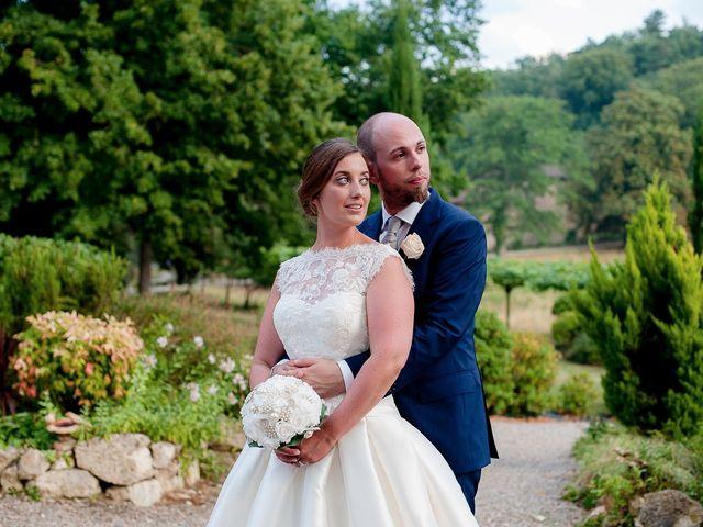 Le mariage de John et Charlotte à Castres, Tarn 91