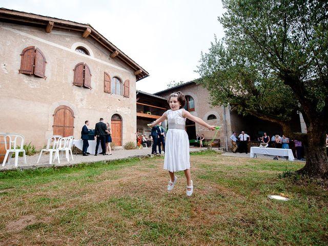 Le mariage de John et Charlotte à Castres, Tarn 95