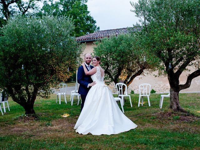Le mariage de John et Charlotte à Castres, Tarn 97