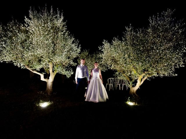 Le mariage de John et Charlotte à Castres, Tarn 112