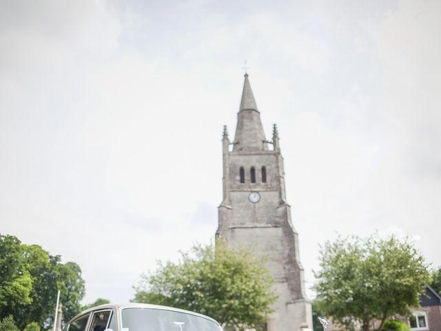 Le mariage de Romain et Laura à Hattenville, Seine-Maritime 19
