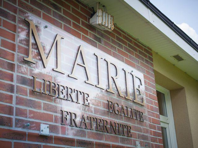Le mariage de Romain et Laura à Hattenville, Seine-Maritime 20