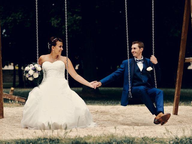 Le mariage de Kelly et Stéphane