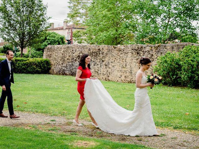 Le mariage de Jeremy et Aurore à Bordeaux, Gironde 59