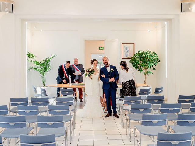 Le mariage de Jeremy et Aurore à Bordeaux, Gironde 70