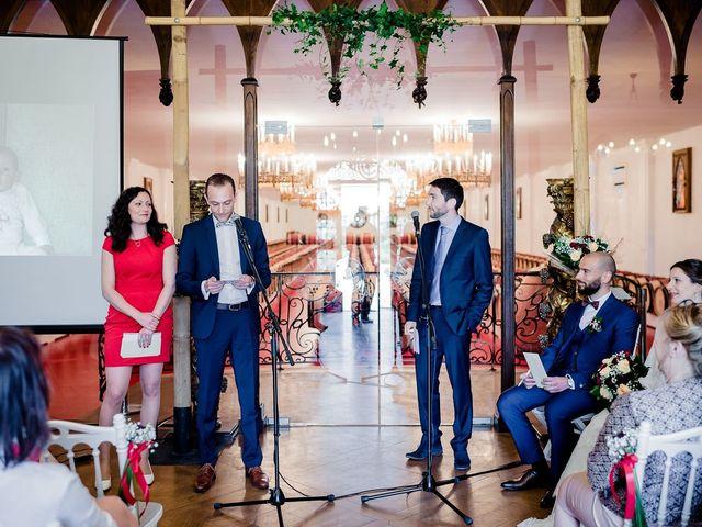 Le mariage de Jeremy et Aurore à Bordeaux, Gironde 75