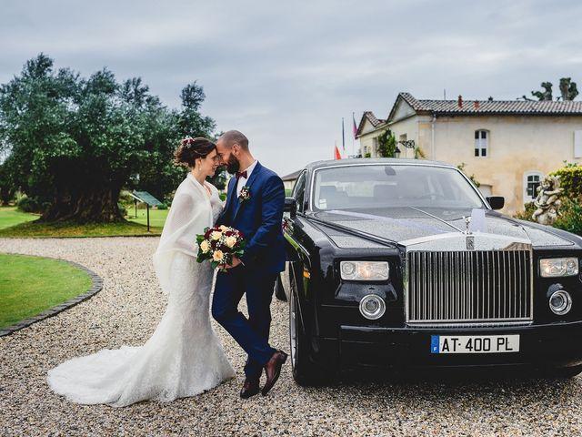Le mariage de Jeremy et Aurore à Bordeaux, Gironde 92