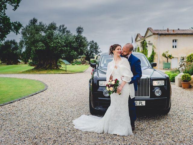 Le mariage de Jeremy et Aurore à Bordeaux, Gironde 93