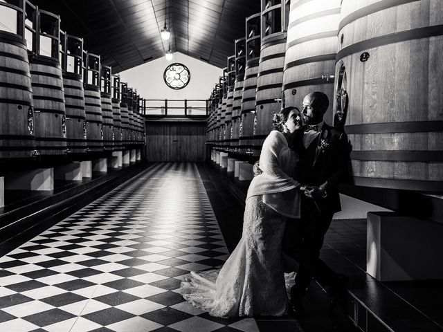 Le mariage de Jeremy et Aurore à Bordeaux, Gironde 110