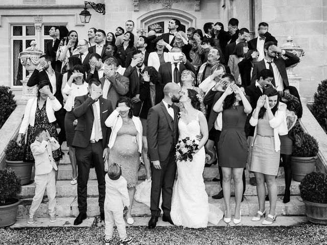 Le mariage de Jeremy et Aurore à Bordeaux, Gironde 112