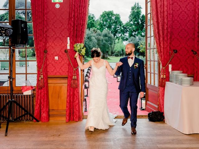 Le mariage de Jeremy et Aurore à Bordeaux, Gironde 155