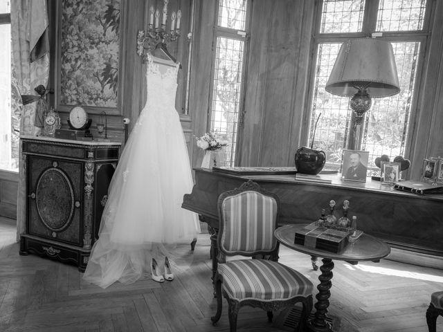 Le mariage de Bastien et Clémentine à Fleurie, Rhône 1
