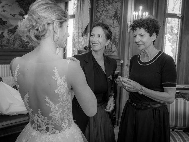 Le mariage de Bastien et Clémentine à Fleurie, Rhône 3