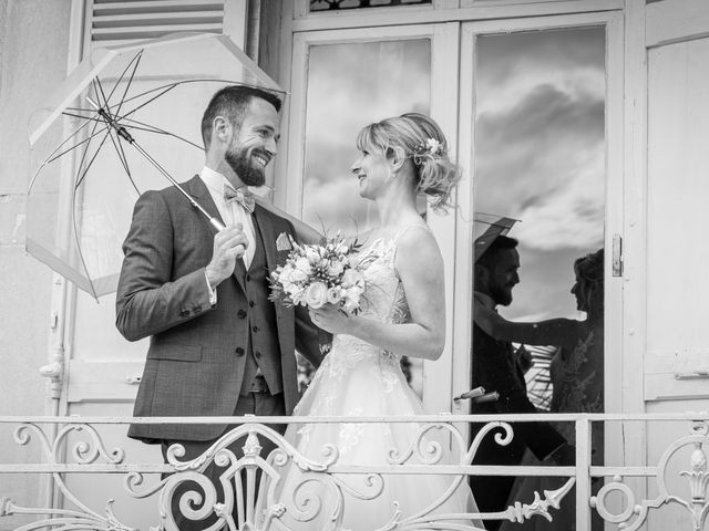 Le mariage de Bastien et Clémentine à Fleurie, Rhône 35
