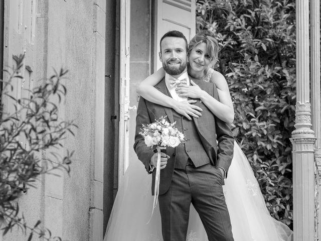 Le mariage de Bastien et Clémentine à Fleurie, Rhône 36
