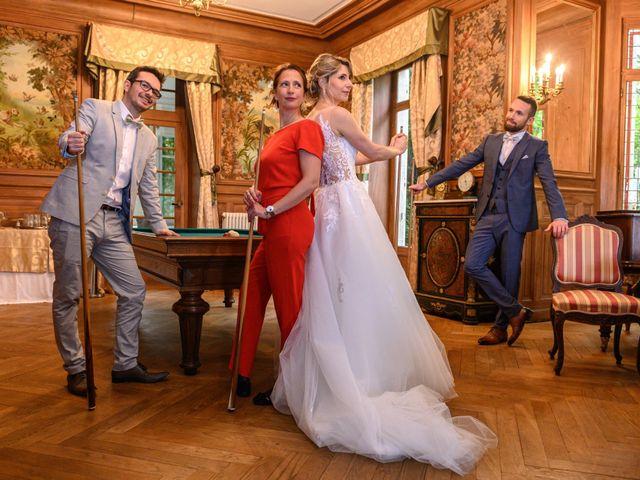Le mariage de Bastien et Clémentine à Fleurie, Rhône 46
