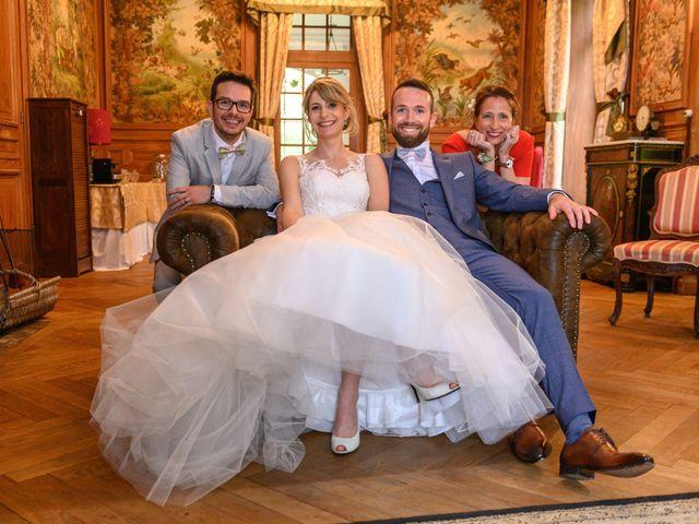 Le mariage de Bastien et Clémentine à Fleurie, Rhône 48