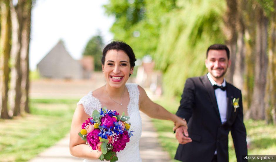 Le mariage de Sébastien et Sanaa à Ormesson-sur-Marne, Val-de-Marne