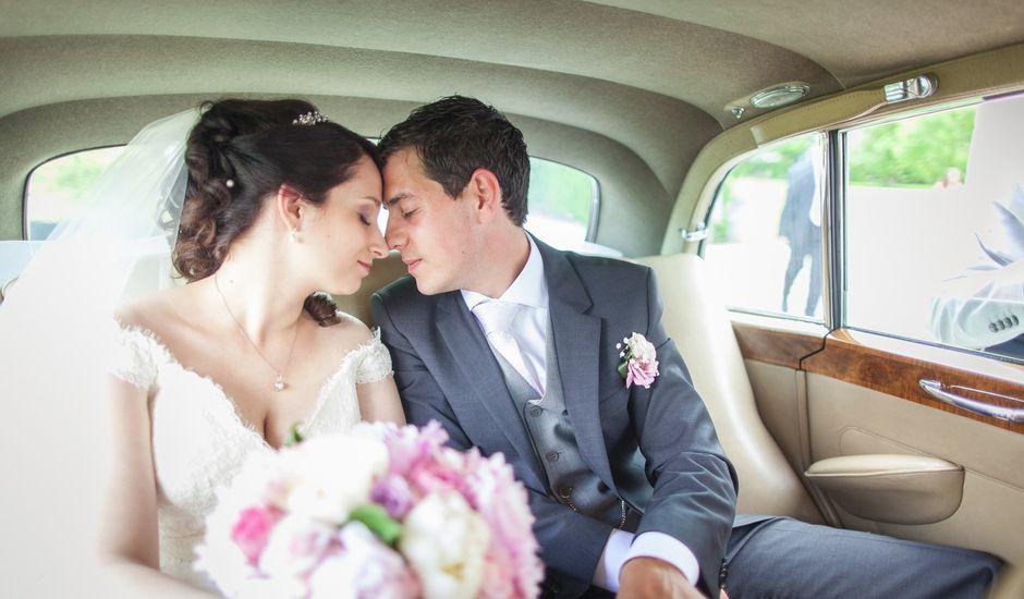 Le mariage de Romain et Laura à Hattenville, Seine-Maritime