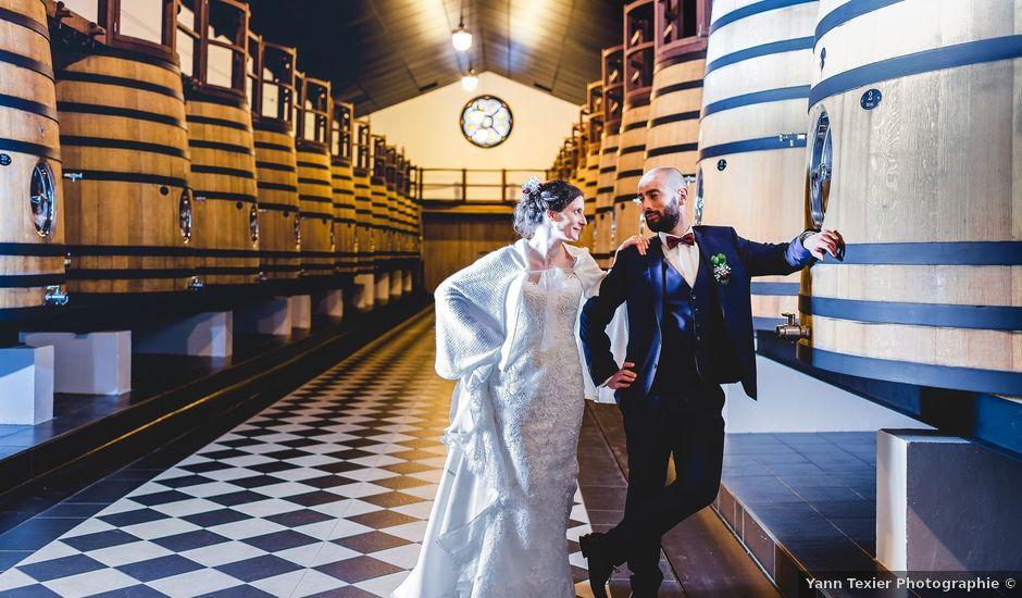 Le mariage de Jeremy et Aurore à Bordeaux, Gironde