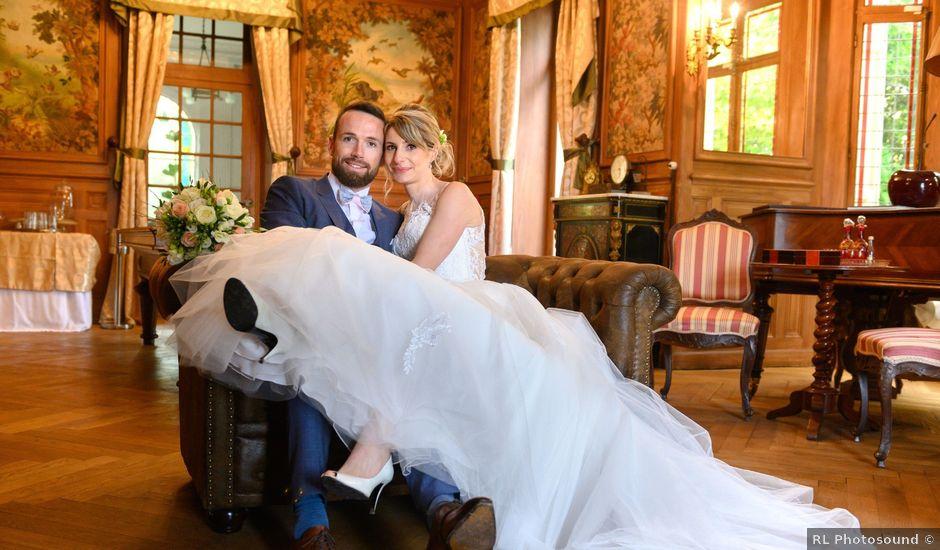 Le mariage de Bastien et Clémentine à Fleurie, Rhône