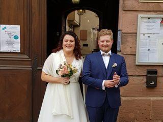 Le mariage de Marion et Wilfried