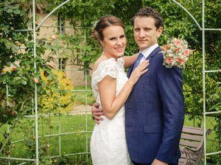 Le mariage de Nathalie et Yohann