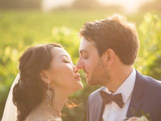 Le mariage de Alina et Christophe