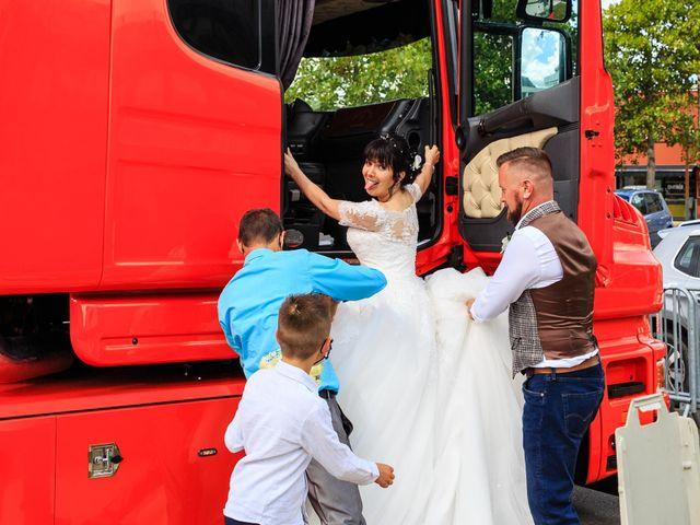 Le mariage de Jérémy et Solène à Langueux, Côtes d'Armor 4