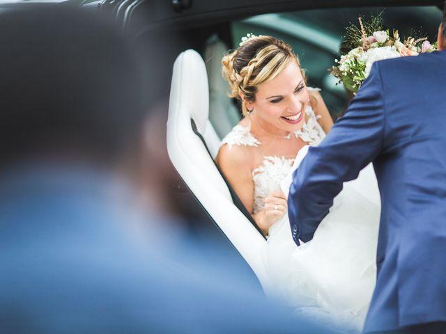 Le mariage de Thomas et Aurélie à Vulbens, Haute-Savoie 14