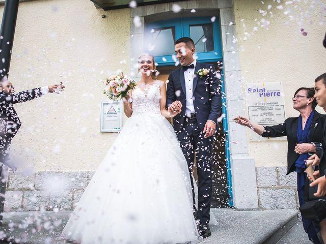 Le mariage de Thomas et Aurélie à Vulbens, Haute-Savoie 20