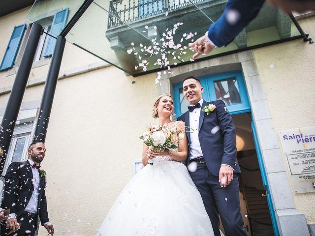 Le mariage de Thomas et Aurélie à Vulbens, Haute-Savoie 21