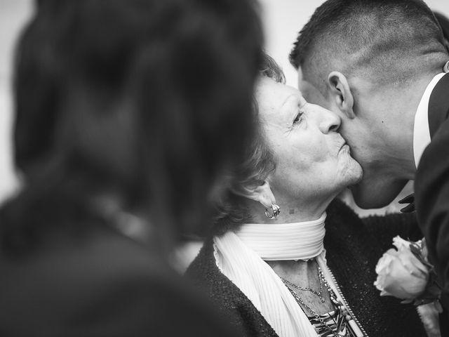 Le mariage de Thomas et Aurélie à Vulbens, Haute-Savoie 22