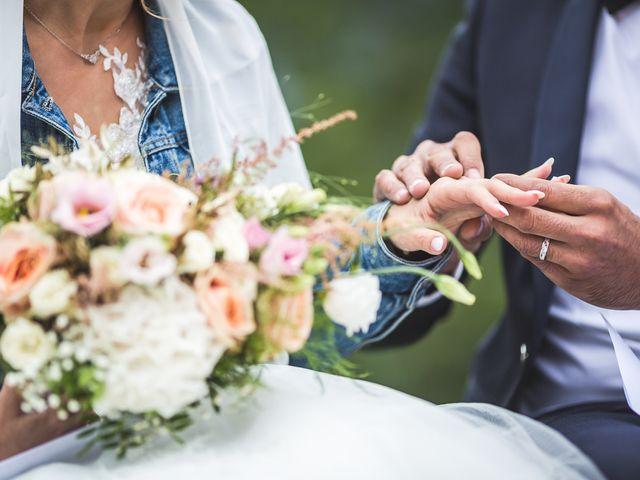 Le mariage de Thomas et Aurélie à Vulbens, Haute-Savoie 26