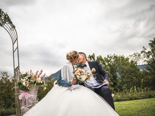 Le mariage de Thomas et Aurélie à Vulbens, Haute-Savoie 27