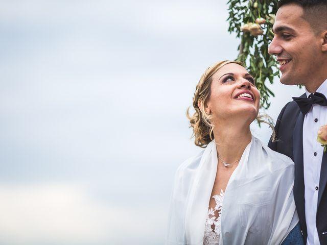 Le mariage de Thomas et Aurélie à Vulbens, Haute-Savoie 28