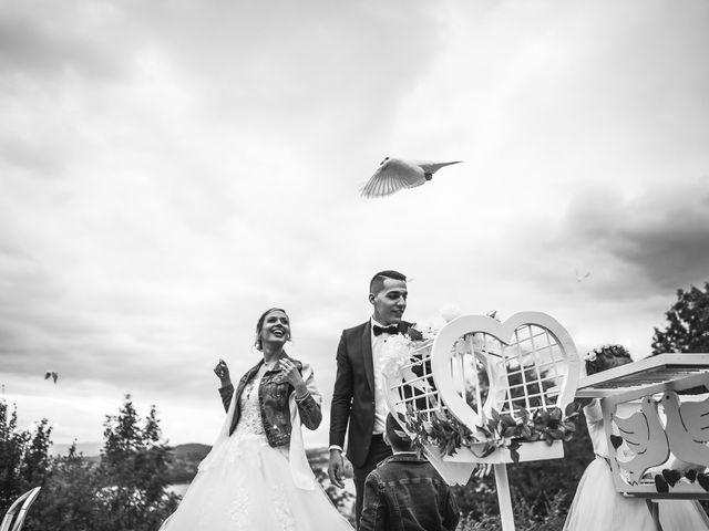 Le mariage de Thomas et Aurélie à Vulbens, Haute-Savoie 31