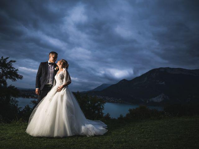 Le mariage de Thomas et Aurélie à Vulbens, Haute-Savoie 32