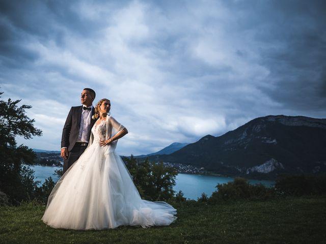 Le mariage de Thomas et Aurélie à Vulbens, Haute-Savoie 33