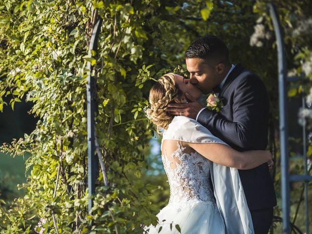 Le mariage de Thomas et Aurélie à Vulbens, Haute-Savoie 34