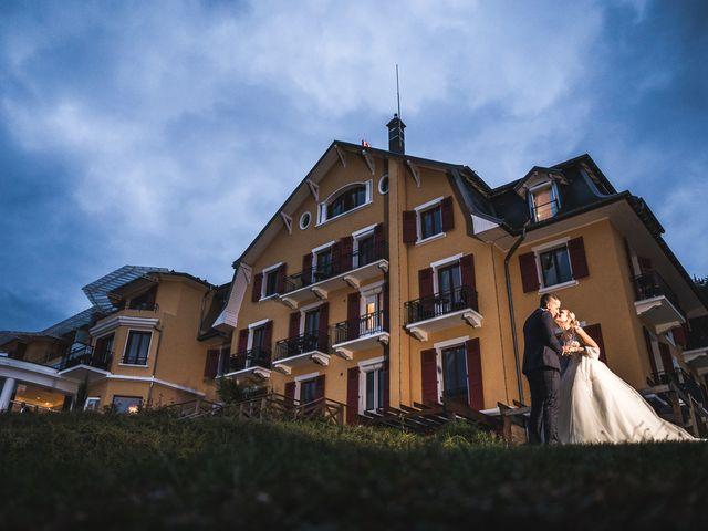 Le mariage de Thomas et Aurélie à Vulbens, Haute-Savoie 1