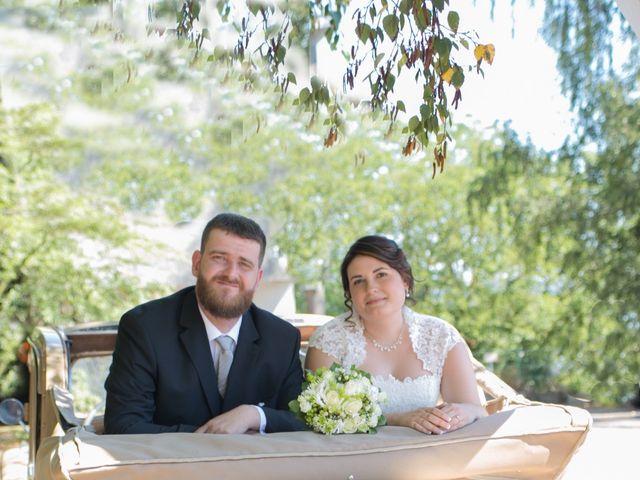 Le mariage de Loic et Mélanie à Longeville-lès-Saint-Avold, Moselle 5