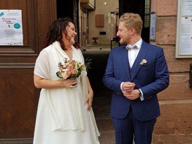 Le mariage de Wilfried et Marion à Ammerschwihr, Haut Rhin 5