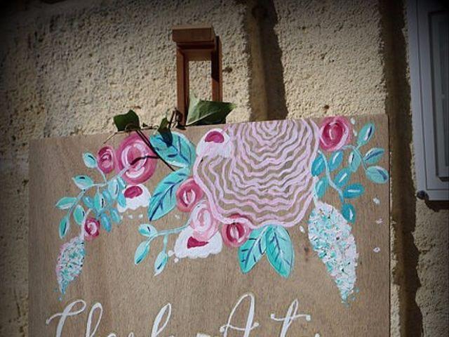 Le mariage de Charles-Antoine et Aurore à Le Fleix, Dordogne 5